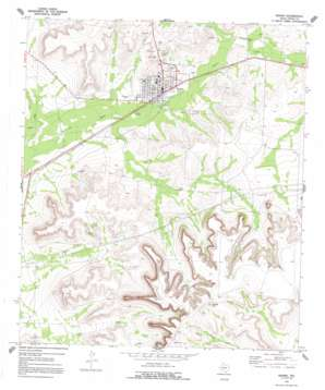 Rankin topo map