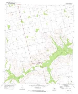 Stiles USGS topographic map 31101d5