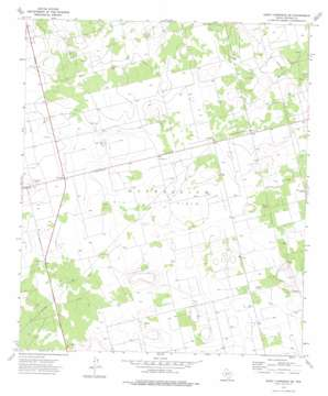 Saint Lawrence Se topo map