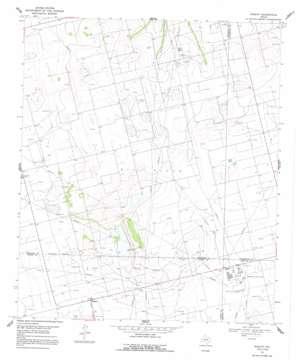 Midkiff USGS topographic map 31101f7