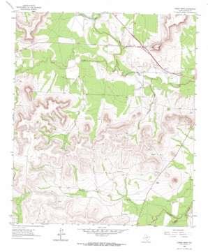 Cumbie Draw USGS topographic map 31101g1