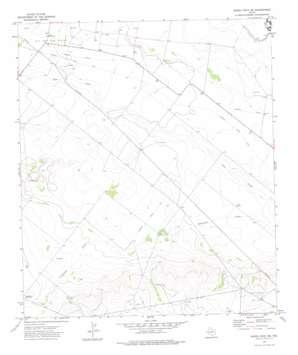 Buena Vista Ne topo map