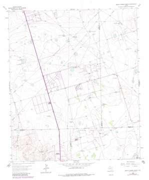 South Cowden Ranch topo map