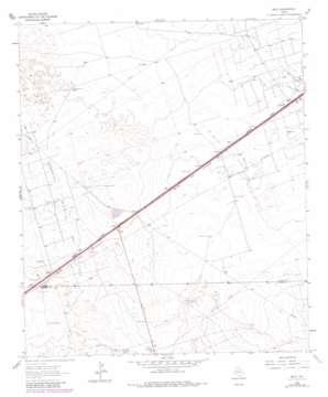 Metz topo map
