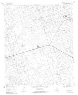 Turnbaugh Corner topo map