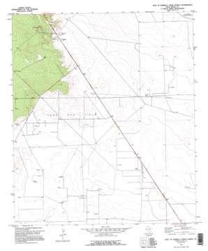 Barstow 3 Ne topo map