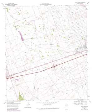Kermit USGS topographic map 31103e1