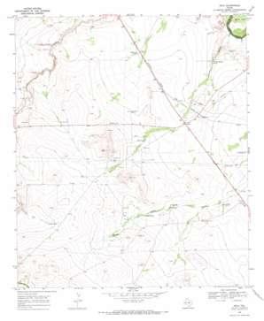 Orla topo map