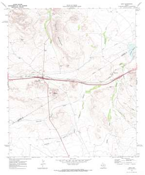 Kent topo map