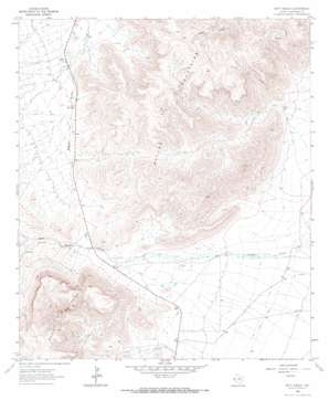 Nutt Ranch USGS topographic map 31104b7