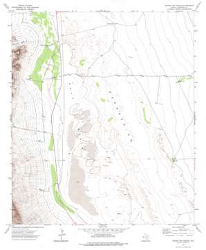 Figure Two Ranch topo map