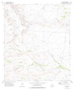 Kc Ranch topo map