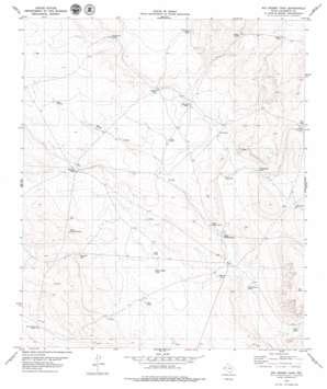 Big Heiser Tank topo map