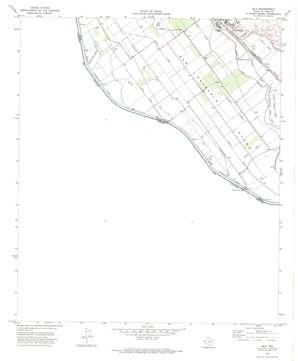 Isla USGS topographic map 31106d2