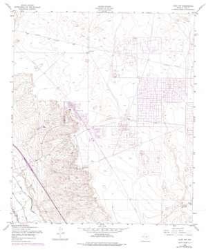Clint Nw topo map