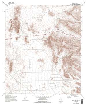 Helms West Well USGS topographic map 31106g1