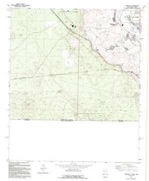 Strauss USGS topographic map 31106g6