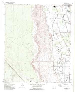 La Union topo map