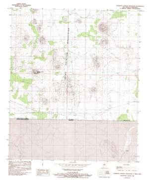 Guzmans Lookout Mountain USGS topographic map 31107g2