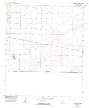 Columbus SE USGS topographic map 31107g5