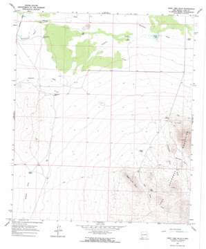 West Lime Hills topo map