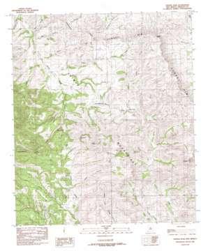 Center Peak USGS topographic map 31108e6