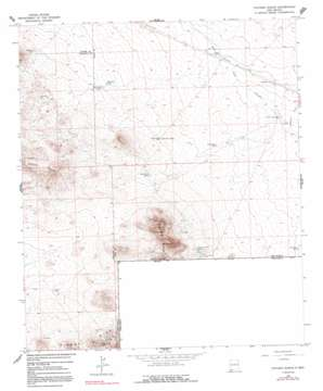Victorio Ranch USGS topographic map 31108g2