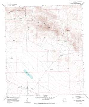 Hat Top Mountain USGS topographic map 31108h2