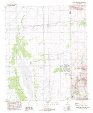 Playas Lake North USGS topographic map 31108h5