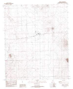 Animas USGS topographic map 31108h7