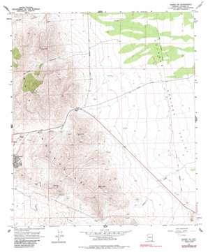 Bisbee Ne USGS topographic map 31109d7