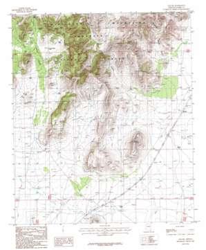 Apache topo map