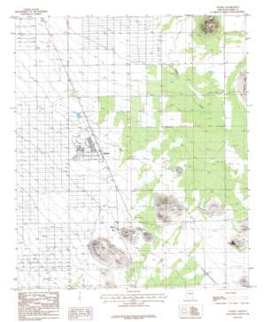 Pearce USGS topographic map 31109h7