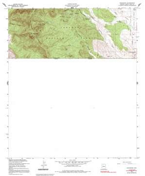Duquesne topo map