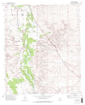 Land USGS topographic map 31110g2