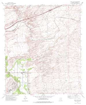 Saint David USGS topographic map 31110h2