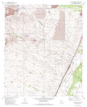 Esperanza Mill USGS topographic map 31111g1
