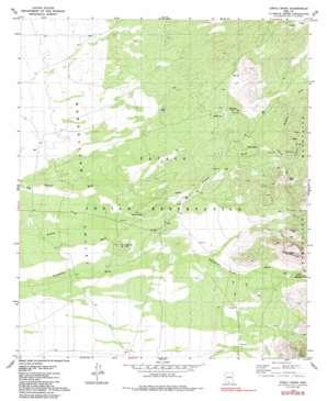 Chiuli Shaik topo map