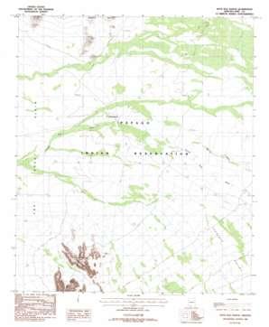 Kots Kug Ranch topo map