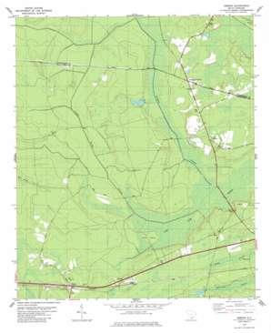 Osborn USGS topographic map 32080g3