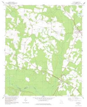 Oliver USGS topographic map 32081e5