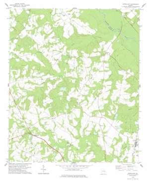 Hopeulikit USGS topographic map 32081e7