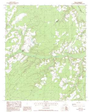 Grays topo map