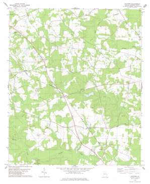 Hunters USGS topographic map 32081f5