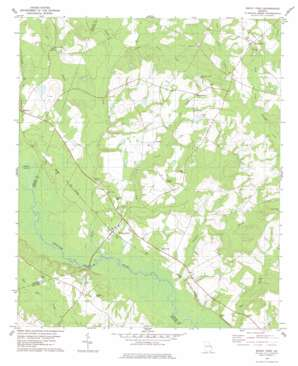 Rocky Ford topo map