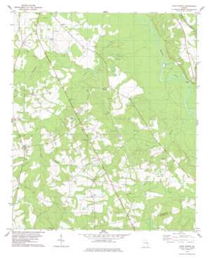Four Points USGS topographic map 32081f8