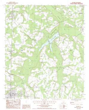 Gifford USGS topographic map 32081g2