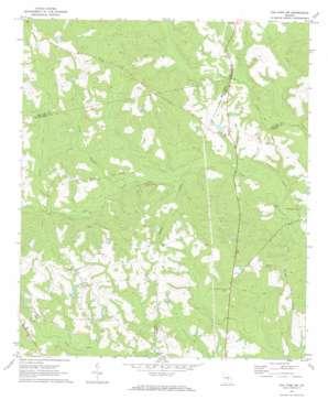 Oak Park Sw topo map