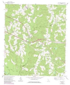 Rockledge USGS topographic map 32082d6