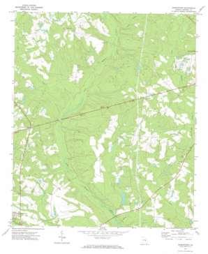 Norristown topo map